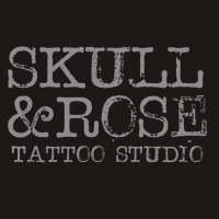 Skull and Rose Tattoo Studio