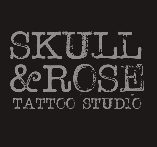 Skull and Rose Tattoo Studio