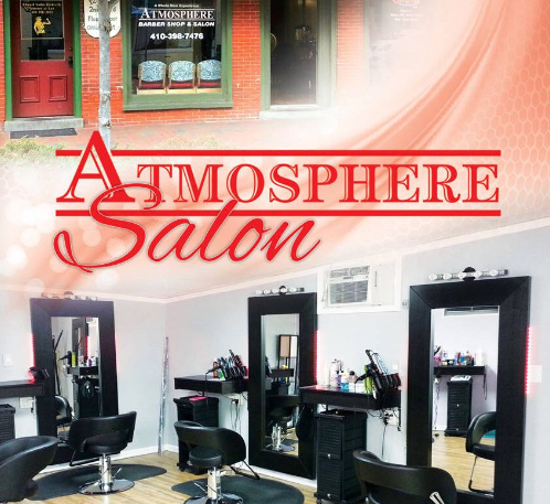Atmostphere Barbershop and Salon